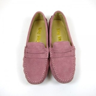 Fort Tony Wang handmade leather shoes (female) [frosted cow / bean bottom / MEI]