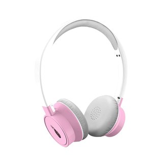 BRIGHT Customized Bluetooth Headphones Summer Series Pink Pineapple Love and Peace Built-In Microphone