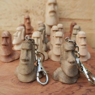 Wooden wood for the mini-Mo key ring - cypress models