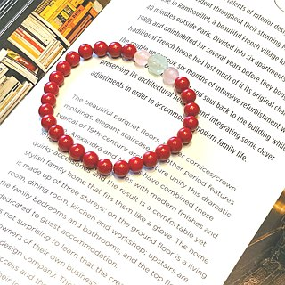 Suddenly (Bracelet Series) Vermillion: Static