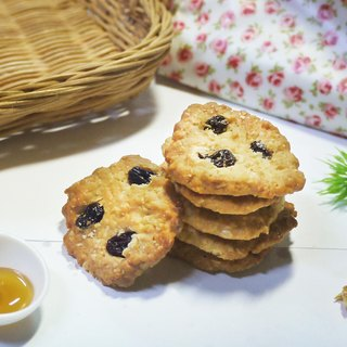 Handmade biscuits - honey oatmeal ✿ ✿
