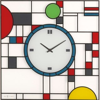 NeXtime -Frank geometry clock