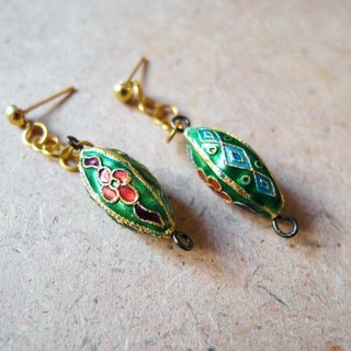 Time Travel【handmade earrings:The Wizard of Oz】