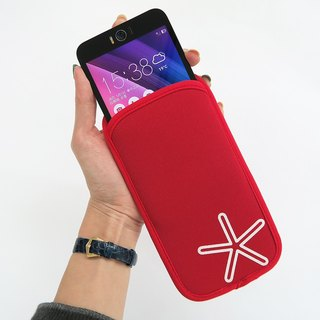 "Asterisk 5.5 ""Starfish Mobile Case"