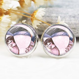 Alternative Yoga - ear clip earrings earrings ︱ ︱ ︱ little face modified fashion accessories birthday gift