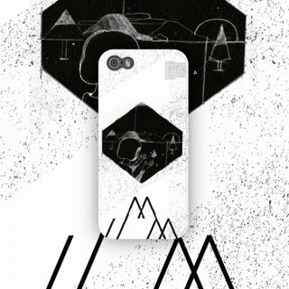 Let it go-pencil on paper / 2012 / phone case