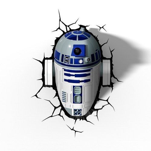3D Light FX - Star Wars EP7 Series R2-D2