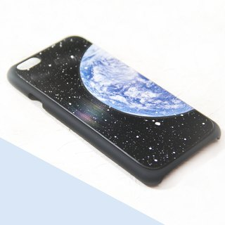 iPhone 5 / 5S / SE Phone Earth Vinyl Record 【HIRAETH Collection 】(Engraving Service)