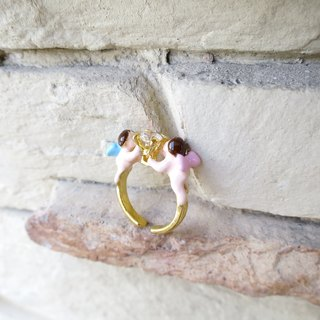 Cupid Stereo Ring
