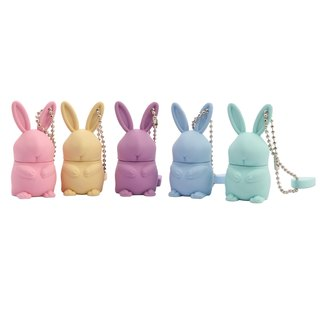 No added macaron bunny shape 16GB (no tag)