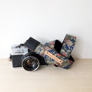 ENDORPHIN handmade camera strap (traveller collection- Sumatera)