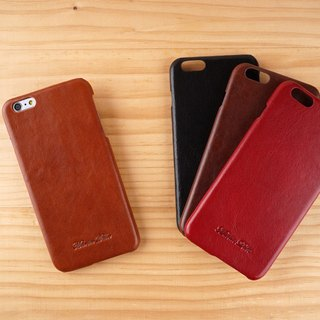 iPhone 6/6S plus Leather Phone Case