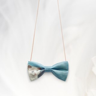 K0048 Necklace, Hairband, Pet Collar, Toddler Bow tie