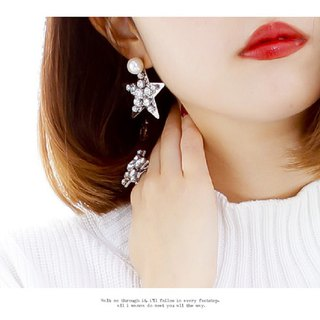 [JewCas] Twkinle earrings / JC2255