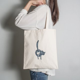 Hand-painted handprints Peibu bag [I] do not follow the pattern sided hand / shoulder