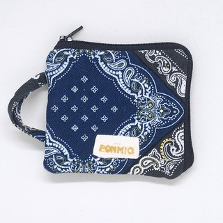 Totem dark blue purse