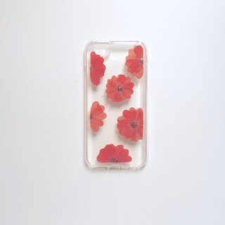 Miss Rose cute rose flower phone case