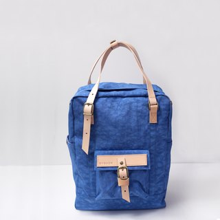 Super limited DYDASH shoulder bag 3 with hand / shoulder / back backpack / mother bag (slightly Mediterranean)