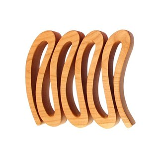 Wooden Bending Potholder-S