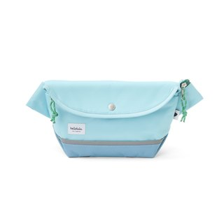 Hellolulu Kobo Multi-Function Bike Pocket - Mint Blue