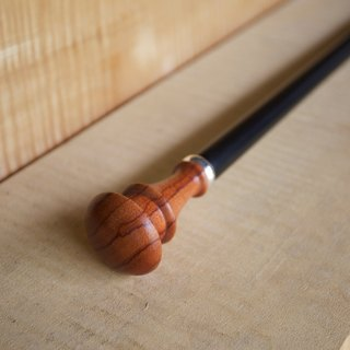 Simple and elegant gentleman round rod [only one]