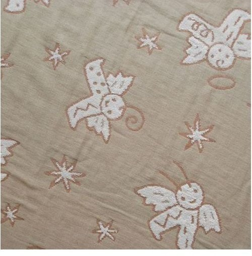 "Earth tree fair trade- ""organic cotton Series"" - perfect little angel Nippon organic cotton towels"