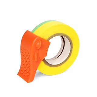 [Dot Design] fish in Carp (Tape Dispenser) - Orange