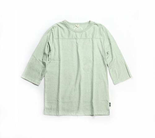 Gohemp cotton green twist Sleeve TEE (male version)