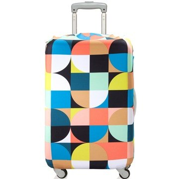 LOQI luggage box │ circle 【M】