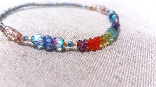 colorful crystal crystal in dearsharka || x x kyanite moonstone blue halo. Qin Xuan light of the crescent rainbow
