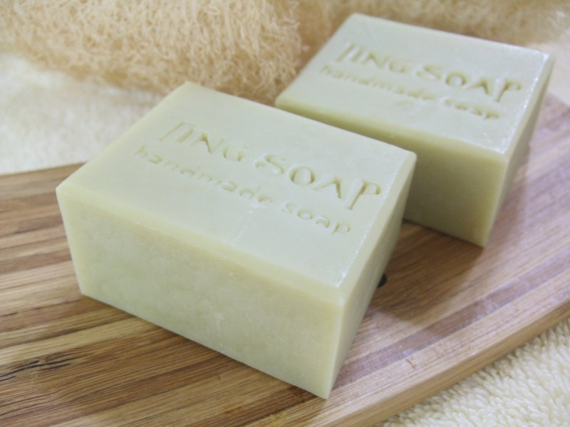 Avocado allergic handmade soap