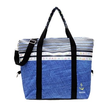 COPLAY  travel bag-jeans style