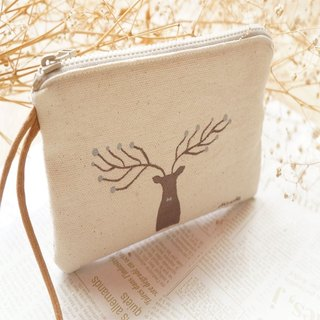 Miracle elk phone bag