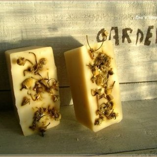 Ena's soap ... Nana Mom [Chamomile Shea Butter Soap]