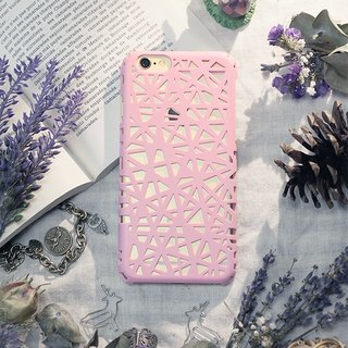 Phone6/phone shell/hard shell/bird purple/gift/weave