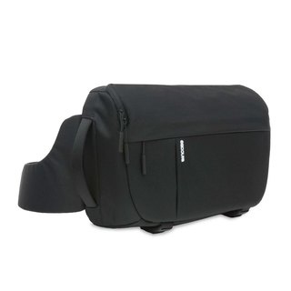 [INCASE] DSLR Sling Pack 11 Single-Side Camera Nylon Messenger Bag (Black)