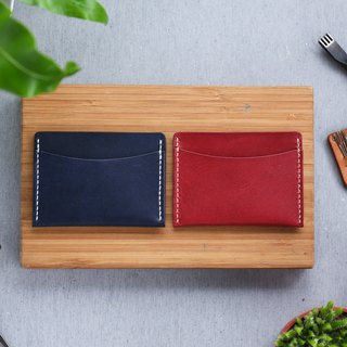Shekinah Handmade Leather - Minimal Card Holder