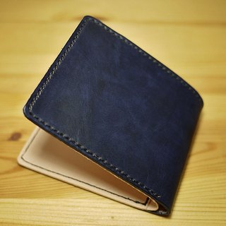 小島手工皮夾 Leather Wallet