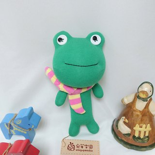 Frog Kid Doll Socks Doll Frog