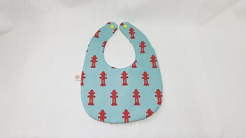 Going colorful leaves baby bibs