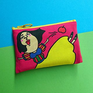 Mr.WEN - Toilet paper coin purse  001