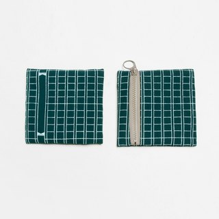 【HEYSUN】school series /writing paper screen printing coin purse