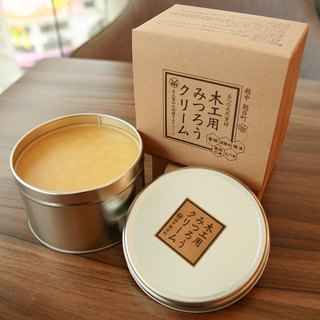 Micro forest. Japan imported natural beeswax cream wood products woodworking with 400g wood maintenance wood maintenance
