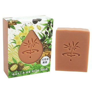[Duo] wave PoDo Evening Primrose Soap youth - into a single gift set (Face Body Care soap)