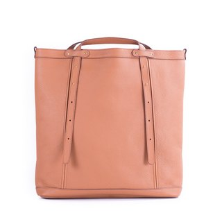 Patina Leather Handmade Dissy Tote Bag