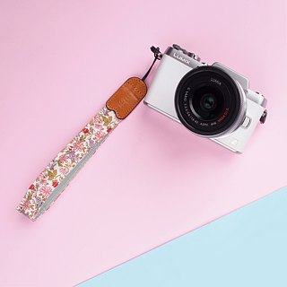 mi81 Printed cotton wrist strap