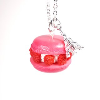 *Playful Design*  Macaron Necklace