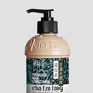 Tea Seed Church Calendula Moisturizing Conditioner 330mL [dyeing and normal hair quality]