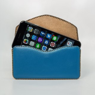iPhone 6S horizontal leather holster