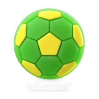 Lightning Cap dust plug - Football (Green)